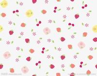 草莓手机壁纸卡通-手机草莓壁纸小清新/卡通可爱草莓壁纸/草莓的图片