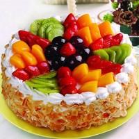 水果生日蛋糕图片大全儿童新款