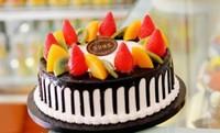 小孩生日蛋糕图片大全水果