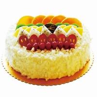 动物蛋糕水果图片大全大图