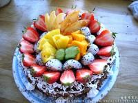 super水果蛋糕