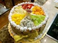 水果蛋糕最好看的图片大全