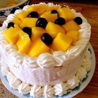 水果蛋糕造型图片大全