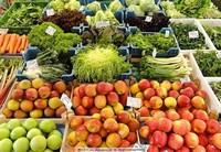 蔬菜水果超市效果图