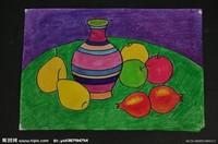 水果创意画图片大全大图