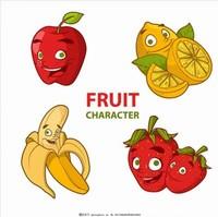 水果人物创意图片