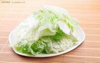 白菜做年夜菜图片