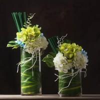 如何将大口径的花瓶插出理想的居家花艺作品