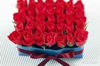情人节图片玫瑰花包法