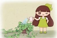 绿萝吊兰…千万别这么养,否则像打了激素,盆都撑爆了!