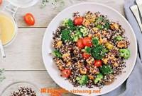 藜麦米的功效与作用及食用方法