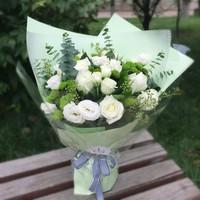 雏菊花束图片