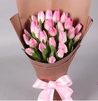 郁金香图片花束