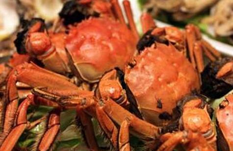 螃蟹的营养价值及功效,螃蟹身体部位
