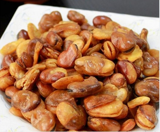 蚕豆的营养价值:富含8种必需氨基酸,多种矿物质