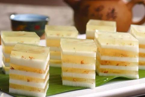 桂花糕好吃吗怎么做,家常桂花糕的最简单做法
