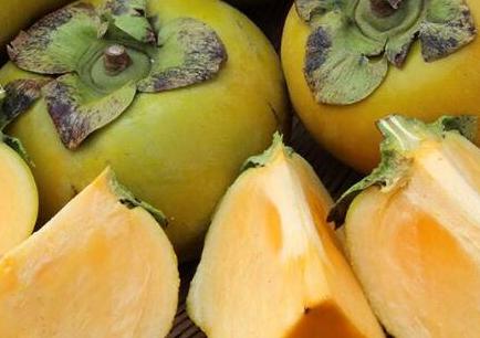 柿子是热性还是凉性,柿子和什么一起吃有毒