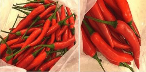 泰椒是不是也叫小米椒?一分钟带你认识泰椒和小米椒不同!