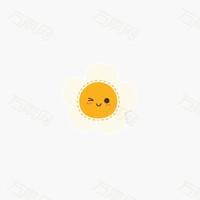 太阳花图片大全可爱