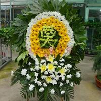 菊花图片祭奠鲜花