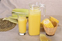 玉米汁的功效与作用 玉米榨汁怎么搭配养生