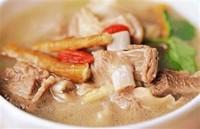 冬季养生汤有哪些 冬季养生汤的做