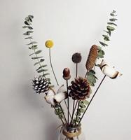 干花插花的方法 教你把花卉做成干花